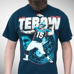 🔥Reebok Tim Tebow NFL Tshirt🔥
